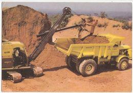 CPA 642 - Postcard - Sierra Leone - At Sieromco Mine, Mokanji - Sierra Leone