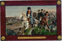 70131059 Selbeck Selbeck Fahnenweihe Kriegerverein Napoleon Schlacht Leipzig * - Allemagne
