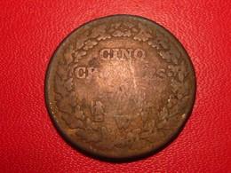 France - 5 Centimes W Lille Dupré 4213 - C. 5 Céntimos