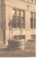 Bruxelles - CPA - Woluwé Saint Lambert - Pensionnat Du Sacré Coeur Lindthout - Le Puits - St-Lambrechts-Woluwe - Woluwe-St-Lambert