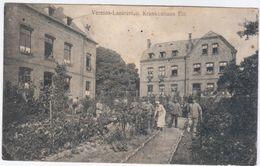 Germany Deutschland 1921 Vereins-Lazarett U. Krankenhaus Elz, Limburg-Weilburg, Hesse - Limburg