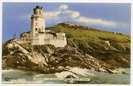 LIGHTHOUSE : ST. ANTHONY'S LIGHTHOUSE NEAR ST. MAWES - Lighthouses