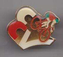 Pin's  Cyclisme Vélo CCV Réf 8187 - Cycling