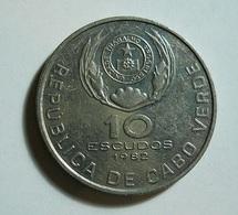 Cape Verde 10 Escudos 1982 - Cape Verde