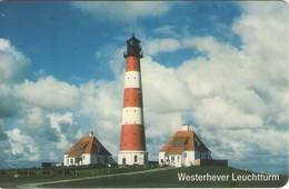 TARJETA TELEFONICA DE ALEMANIA. PD 11.98 (101) FAROS - Lighthouses