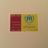 FRANCE 2001 Cinquantenaire De La Convention De Geneve (refugies)Superbe-MUH Yv3416 - Frankreich