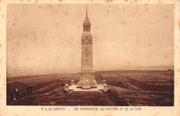 62 - N-D De LORETTE - Vue Panoramique Du Cimetière Et De La Tour - France