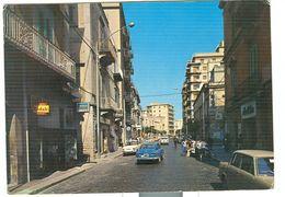 CORATO - CORSO GARIBALDI - Colori, Animata, Viaggiata - Bari