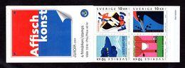 EUROPA - SUEDE 2003 - CARNET  YT C2317 - Facit H546 - Neuf ** MNH - L'art De L'affiche - Europa-CEPT