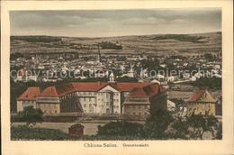 Chateau-Salins Gesamtansicht - France