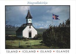 72461368 Island Pingvllakirkja Island - Iceland