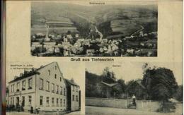 40195504 Tiefenstein Albtal Tiefenstein Waldshut-Tiengen Gasthaus Adler Ungelauf - Autres