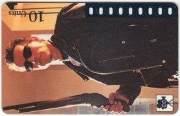 USA C-578 Prepaid Sprint - Cinema, Terminator, Arnold Schwarzenegger - Used - Sprint