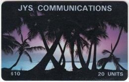USA C-591 Prepaid  - Landscape, Coast, Beach - Used - Vereinigte Staaten
