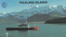 PHONE CARD  FALKLAND ISLANDS - Ireland