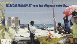 TELECOM MALAGASY..50 UNITES - Madagascar