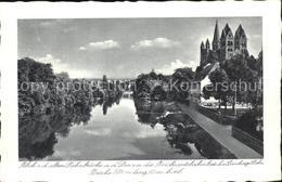 41955129 Limburg_Lahn Blick Auf Dom Und Reichsautobahnbruecke Limburg_Lahn - Limburg
