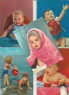 15 CART. BAMBINI  (489) - Cartoline