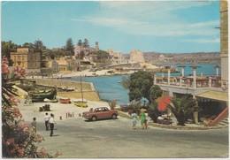 MALTA, ST. PAUL'S BAY, Used Postcard [21093] - Malta
