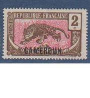 CAMEROUN          N°  YVERT    85   NEUF AVEC  CHARNIERES      ( Ch 02 ) - Nuevos