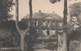 Longueville ,( Chaumont-Gistoux ), Chateau Et Villa , PHOTOCARTE GEVAERT - Chaumont-Gistoux