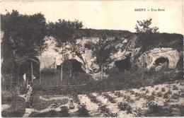 FR02 BRENY - Une Bove - Jardin - Animée - Other Municipalities