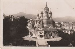 CPA - PHOTO - NICE - L'EGLISE RUSSE - C. A. P.  - 145 - Nice