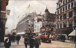 61449485 London Oxford Street Busse Autos / London /Inner London - West - Andere