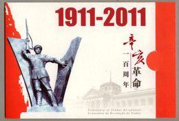 China Macau 2011 Centenary Of Xinhai Revolution Stamp Booklet - 1999-... Chinese Admnistrative Region