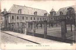 FR03 MOULINS - Nd 12 - Le Palais De Justice - Moulins