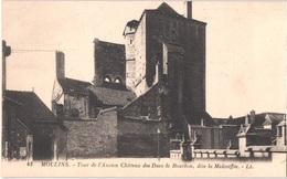 FR03 MOULINS - Tour De L'ancien Château - Belle - Moulins
