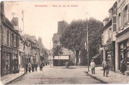FR03 MOULINS - Place Du Jeu De Pomme - Animée - Belle - Moulins