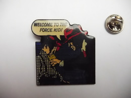 Beau Big Pin's , Disney , Welcome To The Force Kid ! - Disney