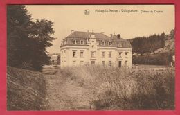 Habay-la-Neuve - Château Du Chalelet ( Voir Verso ) - Habay