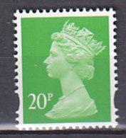 PGL BB053 - GRANDE BRETAGNE Yv N°1955 ** MACHINS - 1952-.... (Elisabeth II.)