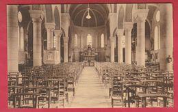 Habay-la-Neuve - Intérieur De L'Eglise ( Voir Verso ) - Habay