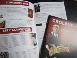 Plaquette 48 Pages : 3ème Festival International Du Film Grolandais De Toulouse, Fifigrot-Groland, 2014 - Merchandising
