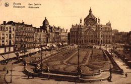 BELGIQUE - ANVERS - GARE CENTRALE - Belgique