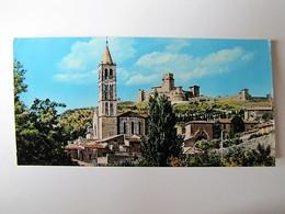 ITALIA - UMBRIA - ASSISI - Il Campanile Della Chiesa Di Santa Chiara - 1964 - Altre Città