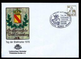 A5348) Bund Privatganzsache Limburg 29.10.78 Gebraucht - BRD