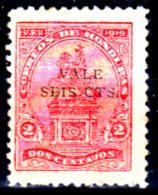 Honduras-0020 - 1922-23: Valori Della Serie Y&T N.171-174 (+) Hinged - - Honduras