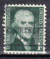 USA Precancel Vorausentwertung Preo, Locals Pennsylvania, Coultney 882 - Vereinigte Staaten