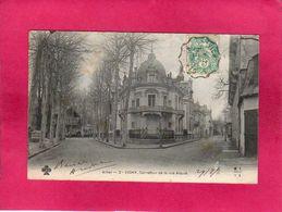 03 Allier, Vichy, Carrefour De La Rue Alquié, 1903, (M.T.I.L.) - Vichy