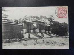 Courriers De CHINE (Pékin 1920 , Canton 1910 Et Tien Tsin 1905) - Lettres & Documents