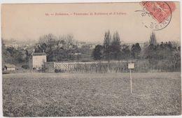 Cpa,hauts De Seine,robinson,panorama, De Robinson ,vallée D' Aulnay  En 1905,campagne,92,terrain, à Vendre - Francia