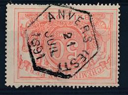 """TR 11 - """"ANVERS (EST)"""" - (ref. 21.205) - Oblitérés"""