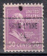 USA Precancel Vorausentwertung Preo, Locals Pennsylvania, Crum Lynne 723 - Vereinigte Staaten