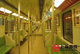 T28-028 ]  Public Transport, Shanghai Metro,  Tramway Train Railway   , China Pre-stamped Card, Postal Stationery - Tramways