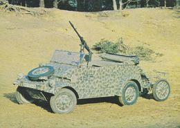 """Véhicule Militaire - VOLKSWAGEN KUBELWAGEN 1943 - Coll.  """"After The Battle"""" - Ausrüstung"""