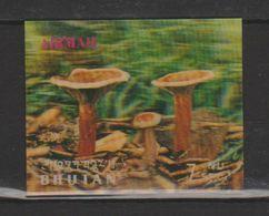 Bhoutan Année 1973 Champignons PA 132 - Bhoutan